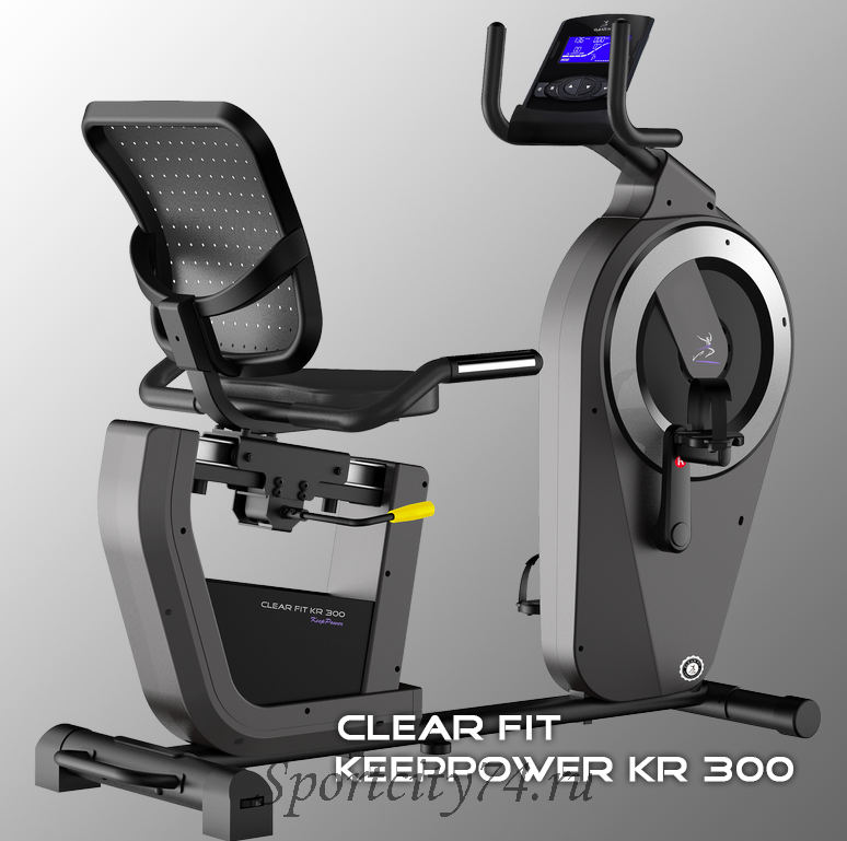 Велотренажер Clear Fit KeepPower KR 300 — купить по выгодной цене в Челябинске