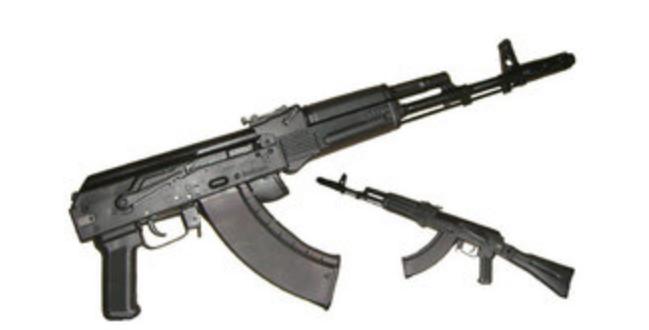 ММГ автомат АК-74 Baikal 415 — купить по выгодной цене в Челябинске