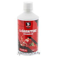 L-Карнитин SportLine Concentrate 150.000mg 500ml Гранат