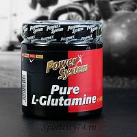 Глютамин Power System L-Glutamine 400 г