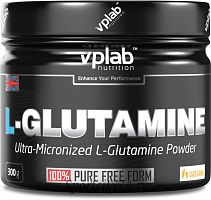 Глютамин VP laboratory L-Glutamine 300 г