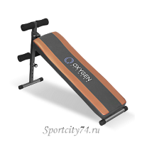 Скамья для пресса Oxygen Fitness Flat Sit Up Board